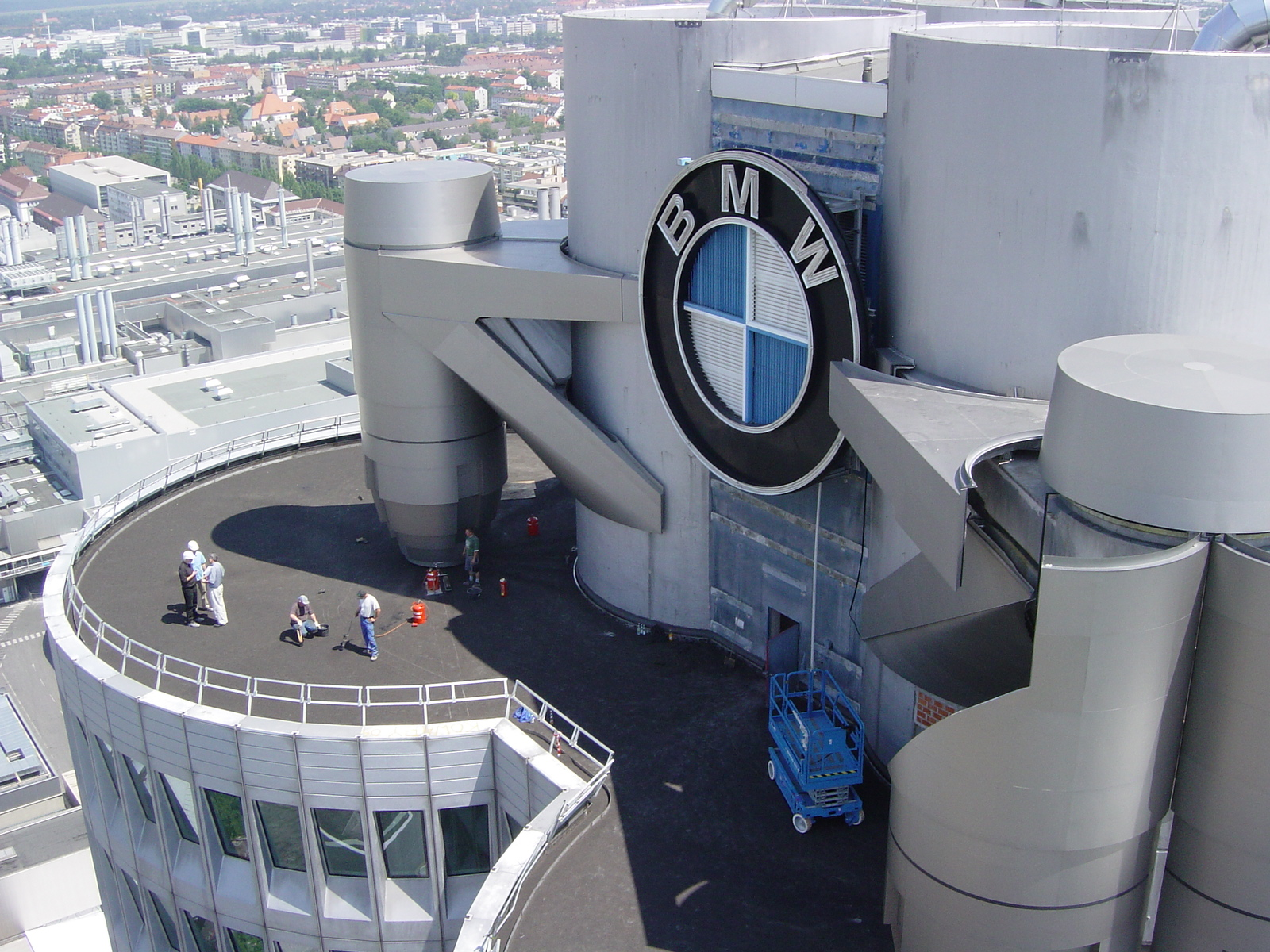 BMW Zentrale München 2