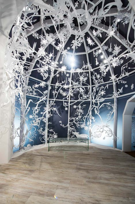 Swarovski Winter Wonderland Pavillon 3