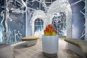 Swarovski Winter Wonderland Pavillon 2