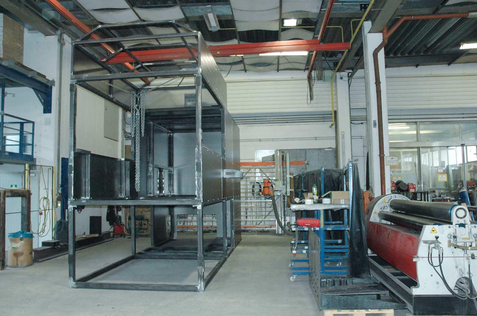 Valenta Metall - Anlagenbau und Lohnfertigung