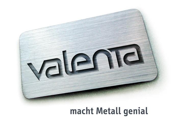 Valenta Metall Logo