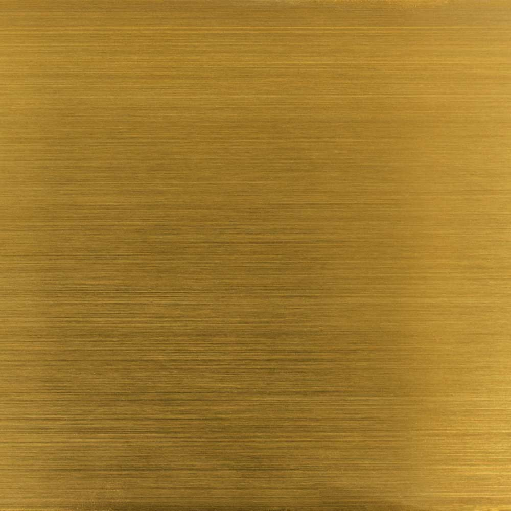 Edelstahl TiN Messing (VAL 131)