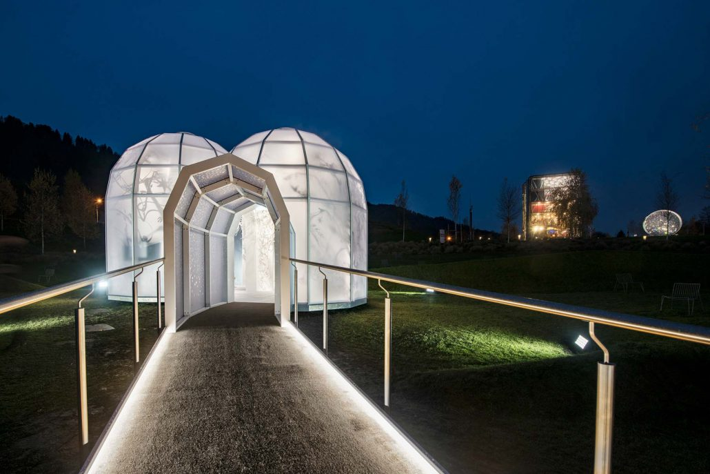 Swarovski Winter Wonderland Pavillon 5