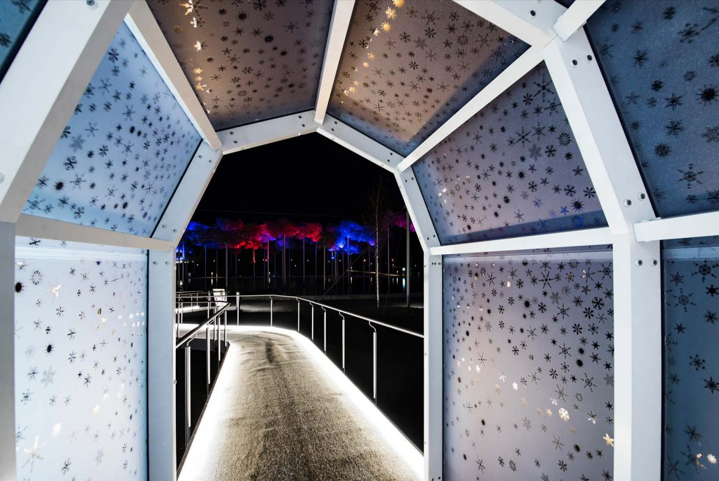 Swarovski Winter Wonderland Pavillon 4