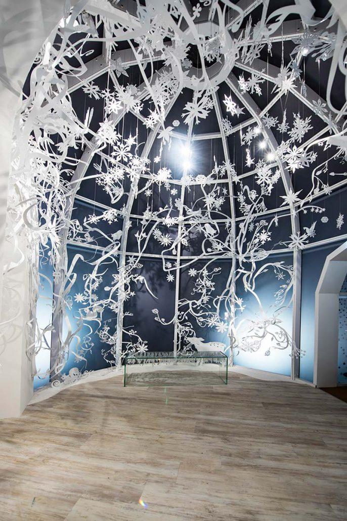 Swarovski Winter Wonderland Pavillon 3
