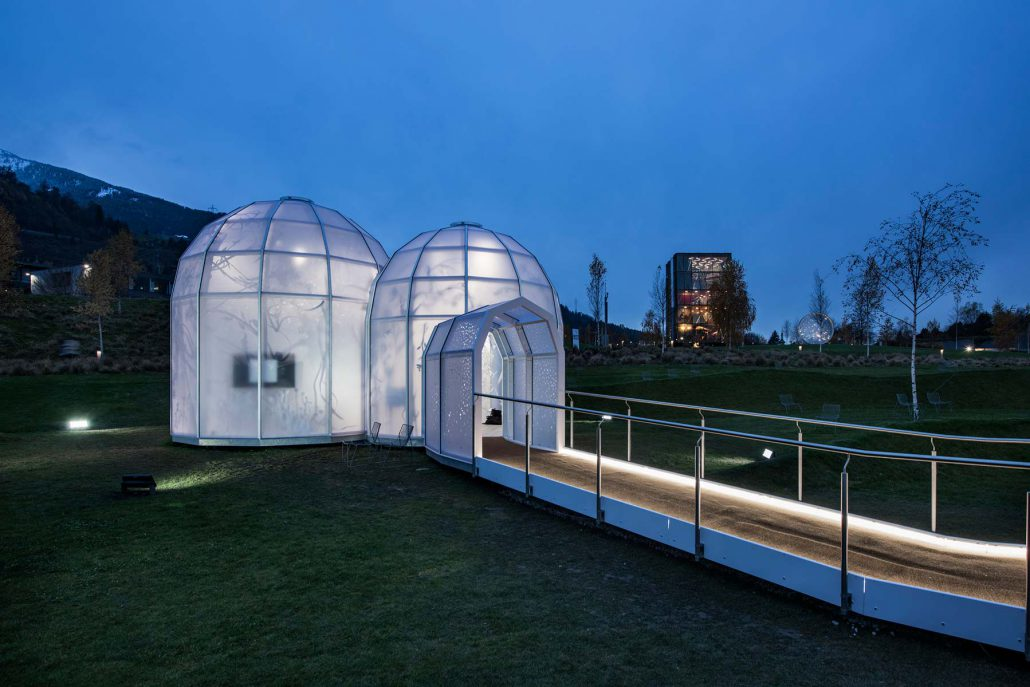 Swarovski Winter Wonderland Pavillon 1