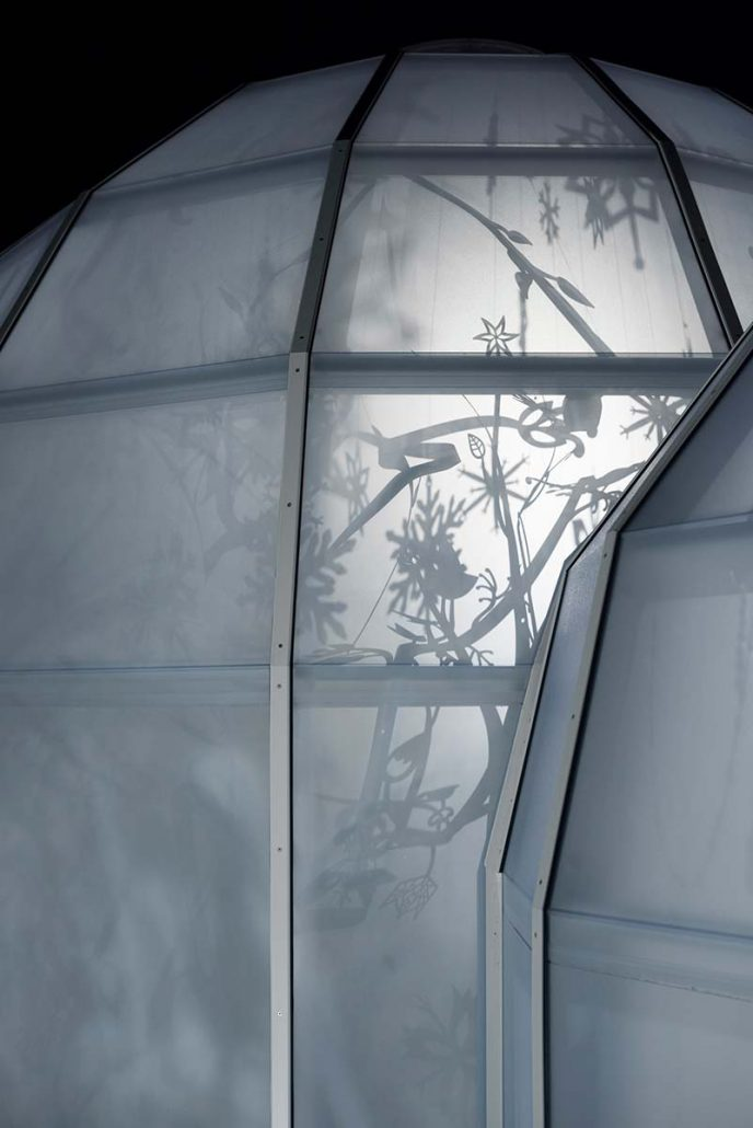 Swarovski Winter Wonderland Pavillon 7