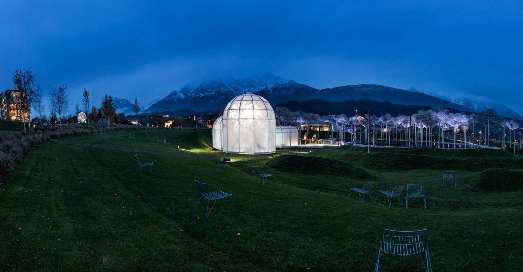 Swarovski Winter Wonderland Pavillon 6